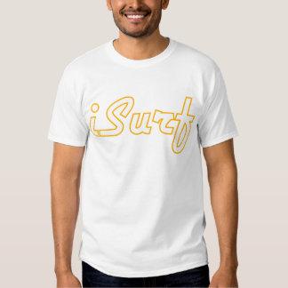 iSurf Logo Orange T Shirt