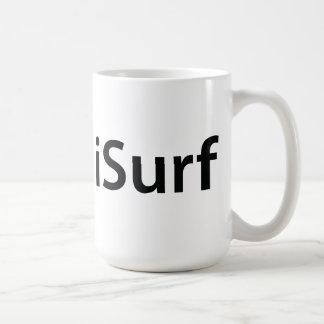iSurf mug