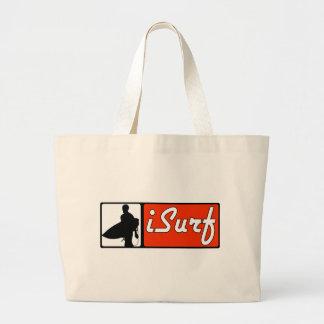 iSurf Red Bag