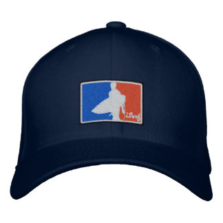 iSurf RWB Embroidered Baseball Cap