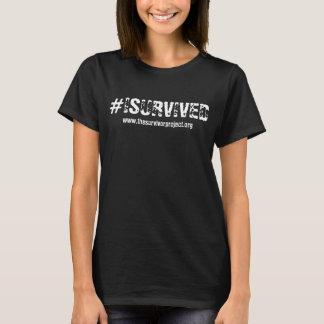 #ISurvived Playera