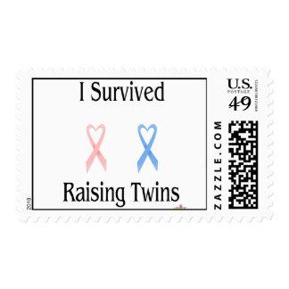 ISurvivedRaisingTwinsGirlBoy2 Stamps