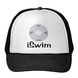 iSwim Dial Mesh Hat