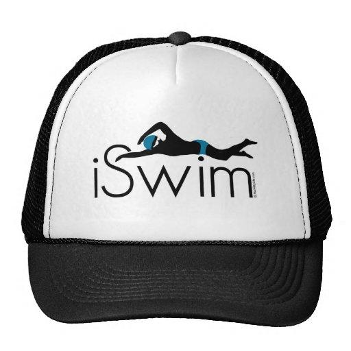 iswim - Male Trucker Hat