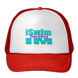 iSwim therefore IM Hat