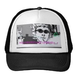 isz-m trucker hat