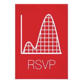 It Adds Up in Cherry RSVP Card