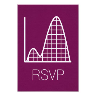It Adds Up in Wine RSVP Card