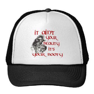 It ain't your beauty trucker hat