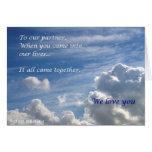 It All Came Together Greeting Cards
