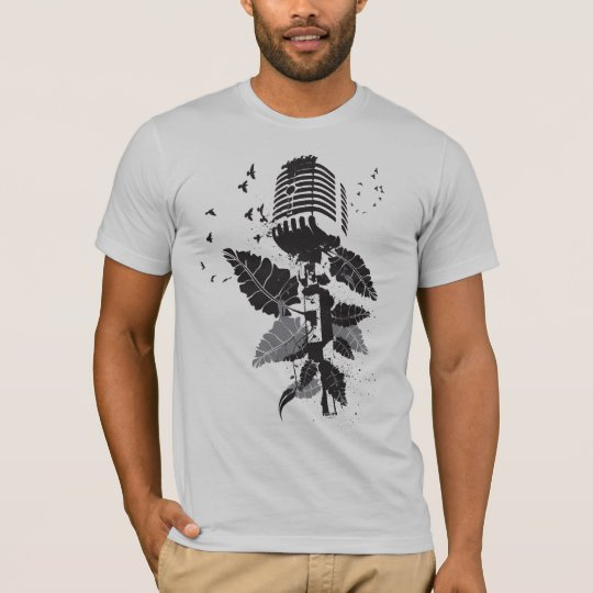 It all stems from the mic! T-Shirt
