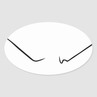 It animates to Angry Phase Oval Sticker