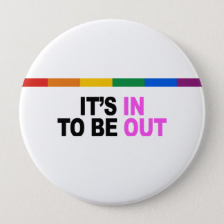 It's in to be out button