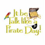 It Be Talk Like A Pirate Day! Photo Cutout