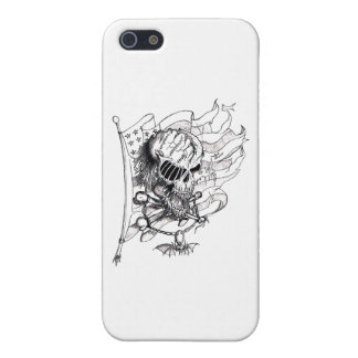 it becomes bald iPhone SE/5/5s cover