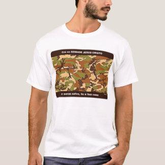It believes Mr. Jesus Christ, and seras saved T-Shirt