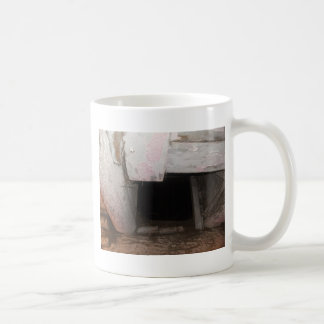 It came from above coffee mug