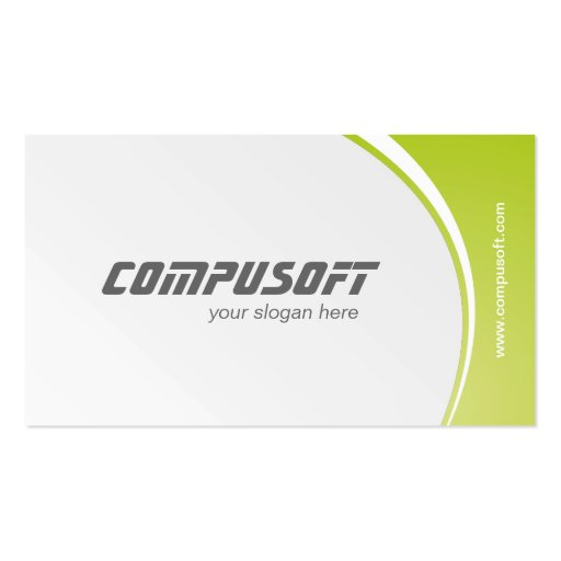 IT Consulting - Business Cards