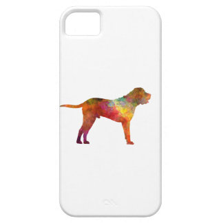 It coughs in watercolor 2 iPhone SE/5/5s case