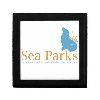 IT Crowd Sea Parks Jewelry Box