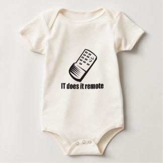 IT Does it Remote Baby Bodysuit