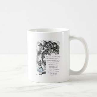 It Doesn't Matter Which Way You Go Coffee Mug