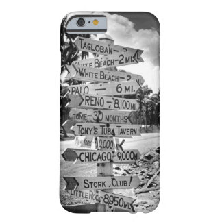 It doesn't seem to matter where_War Image Barely There iPhone 6 Case