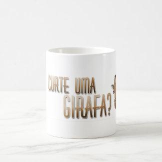 It enjoys a Giraffe? Coffee Mug