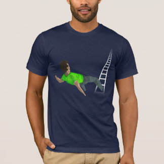 It fell of the stairs T-Shirt