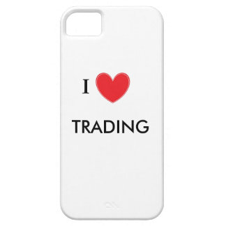 IT FOUNDS I LOVE TRADING iPhone SE/5/5s CASE