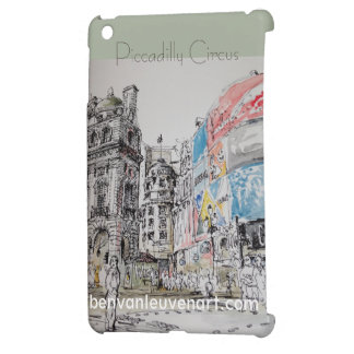It founds Piccadilly Circus iPad Mini Cases