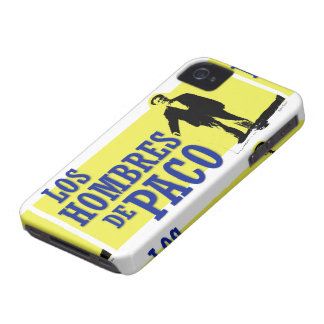 It founds Reason Smartphone Housing Men of Paco iPhone 4 Case-Mate Case