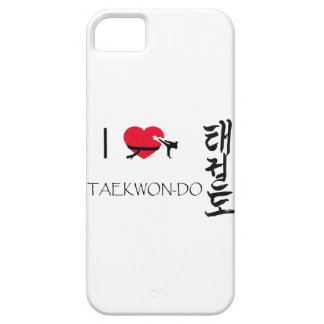 it founds taekwondo iPhone SE/5/5s case