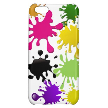it founds transparency for cellular with pin spots case for iPhone 5C