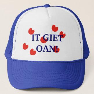 It Giet Oan! Fryslan Friesland Cap