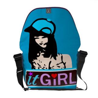 ♔It Girl Fabulous Rickshaw Messenger Bag♔ Messenger Bag