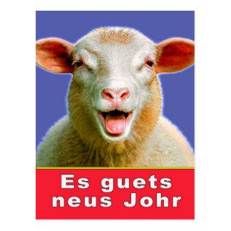 It guets neus Johr Postcard