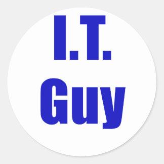 IT Guy Sticker