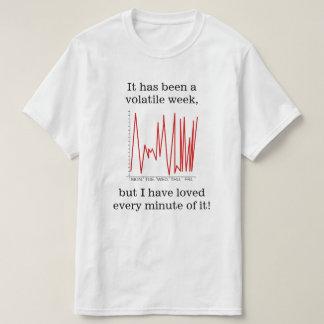 It has been a volatile week ... T-Shirt