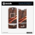 It Hurts to be Beautiful Motorola MOTOKRZR K1 Skin