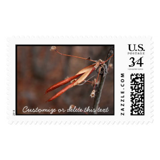 It Hurts to be Beautiful Postage Stamp
