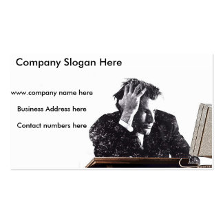 IT image for Business-Card Double-Sided Standard Business Cards (Pack Of 100)