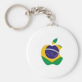It innovates Brazil Keychain
