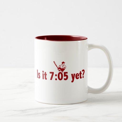 It is 7:05 Yet? (Philly Baseball) Coffee Mug