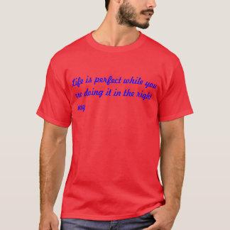 it is a body t-shirt