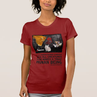 It is a human beings sympathy... T-Shirt