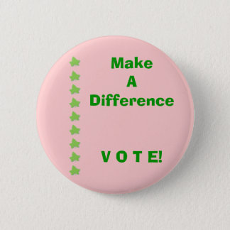 It IS A Serious Matter Pinback Button