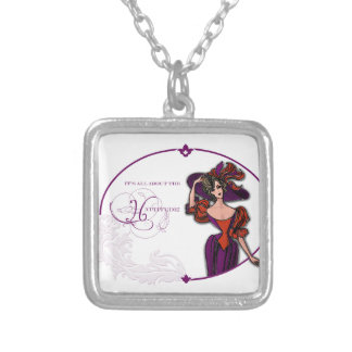 It Is All About the Hattitude Custom Necklace