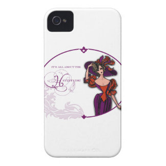 It Is All About the Hattitude iPhone 4 Cases