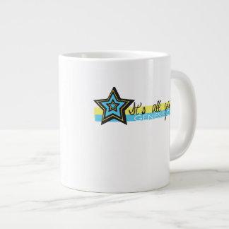 It is All Good Large Coffee Mug